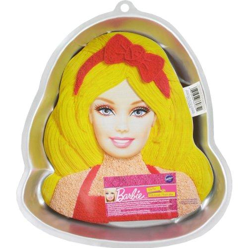 "Novelty Cake Pan-Barbie 10""X11""X2"""