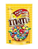 m&m's peanut bowl size stand up pouch 400g