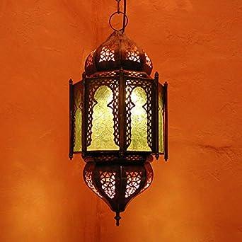 Marrakesch Lampade Orientali Haniya Colore Verde Amazon It