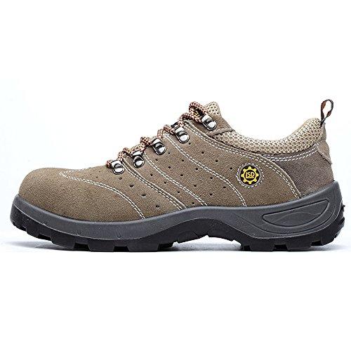 PU Chaussures de travail Anti-écrasement et Pénétration-résistant PUG