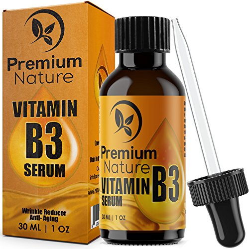 Vitamin B3 Facial Serum Niacinamide 5% - Moisturizing Face C