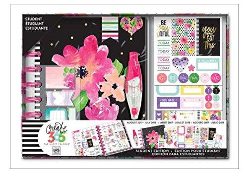 Create Planner Student PLNY 12 Blooms