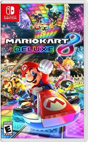Mario Kart 8 Deluxe - Nintendo Switch - Game Switch