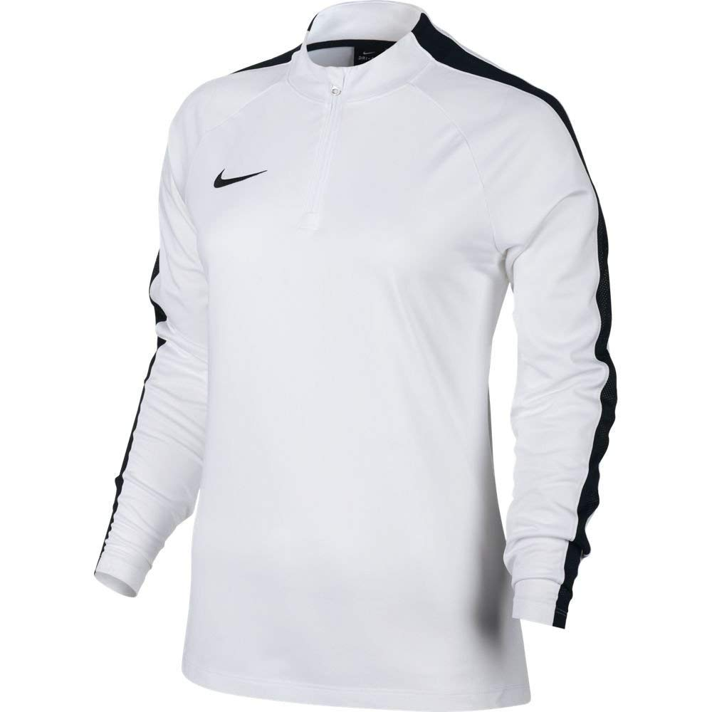 Nike Women's Academy Drill Top White M 859476
