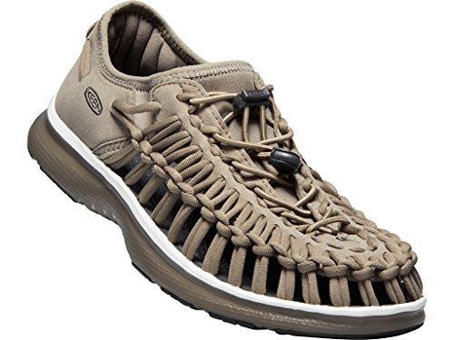 車両どこか国旗Keen(キーン) メンズ 男性用 シューズ 靴 サンダル フラット Uneek O2 - Brindle/Bungee Cord [並行輸入品]