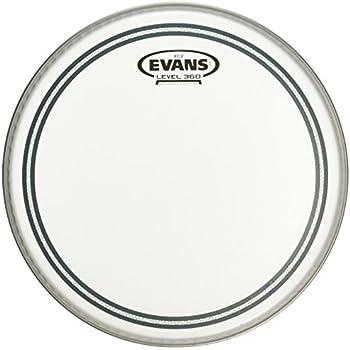 evans ec2 coated drum head 10 inch musical instruments. Black Bedroom Furniture Sets. Home Design Ideas