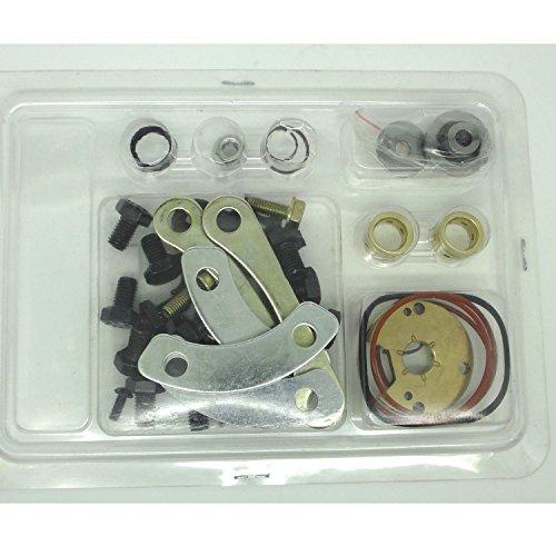 FOR 6262 6266 Garrett Precision Turbo 360 Rebuild Kit 50 60 Trim To4e To4b Upgraded ()