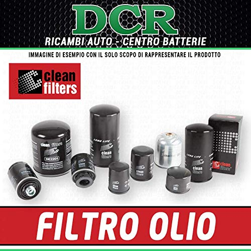 Clean Filters ML1717 Oil Filter: