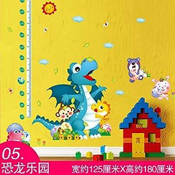 ALLDOLWEGE Pegatinas de pared Pared kindergarten los niños ...