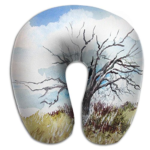 Laurel Neck Pillow Travel U Shape Hillsboro Tree Soft Comfortable Best Neck Support Perfectly For Airplane -