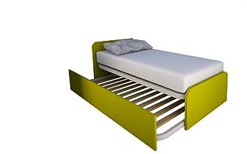 Mobilfino Camerette 964r Bett Kinderzimmer Design