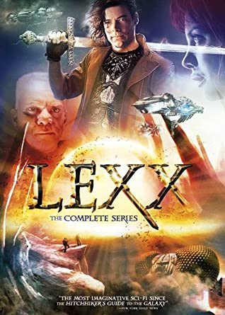 Amazon com: Lexx: The Complete Series: Michael McManus