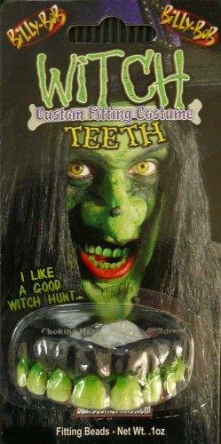 (Billy Bob Costume Witch Teeth)