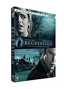 "Afficher ""Regression"""
