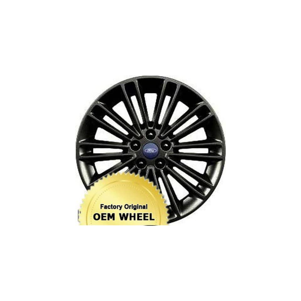 Ford  Fusion  18  5 108  10 Double Spoke  Factory Oem Wheel Rim   Hyper Silver Finish   Remanufactured