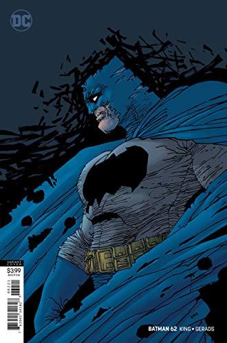 Batman (2016) #62 VF/NM-NM Frank Miller Variant Cover DC Universe