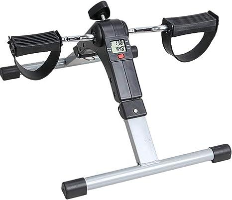 YUHT Bicicleta LED Plegable Paso a Paso, tonificación Toner ...