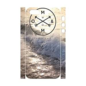 Fggcc Of Mice & Men Pattern Phone Case for 3D Iphone 5,5S,Of Mice & Men Iphone 5,5S Case (pattern 5)