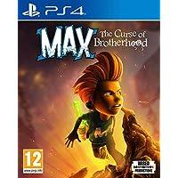 Max The Curse of Brotherhood (PS4)