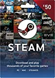 Steam Gift Card - $50 offers