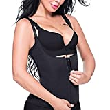 FOMANSH Waist Trainer Corset Vest Women Shapewear Tummy Control Body Slimmer For Weight Loss