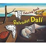 Salvador Dali (Colouring Book) (Prestel Postcard Books S.)