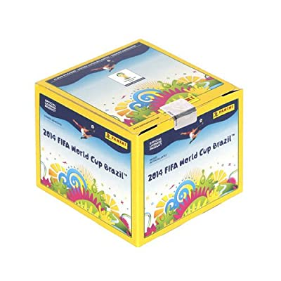 World Cup Soccer 2014 Panini Stickers (50 pack)(7 stickers per pack): Sports & Outdoors