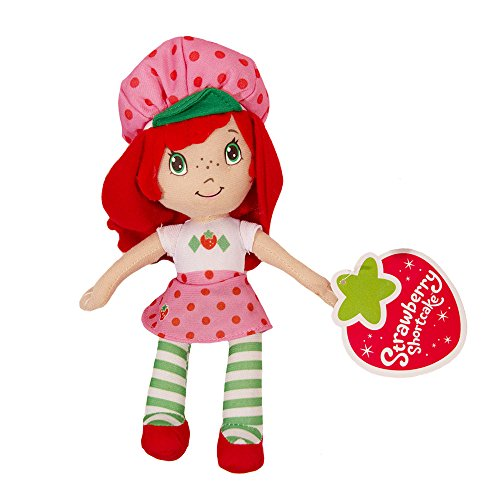 Review Strawberry Shortcake Plush and