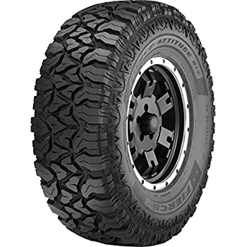 fierce attitude mt mud terrain radial tire 28575r16 126p