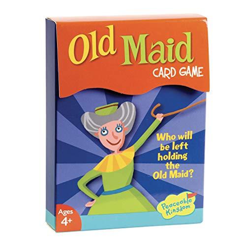 Peaceable Kingdom Press Old Maid Card