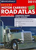 Rand Mcnally Deluxe Motor Carriers' Road Atlas, , 0528852965
