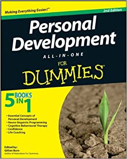 Personal Development All-in-One (For Dummies) by Gillian Burn (Editor) (27-Jan-2012)
