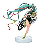 Banpresto Racing 2016 Team UKYO Hatsune Miku Action Figure