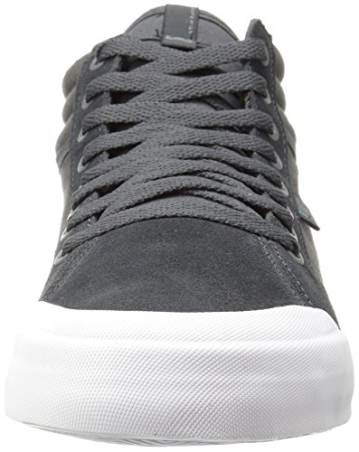DC Männer Evan Smith Hallo S Skate-Schuhe, EUR: 41, Dark Grey/White