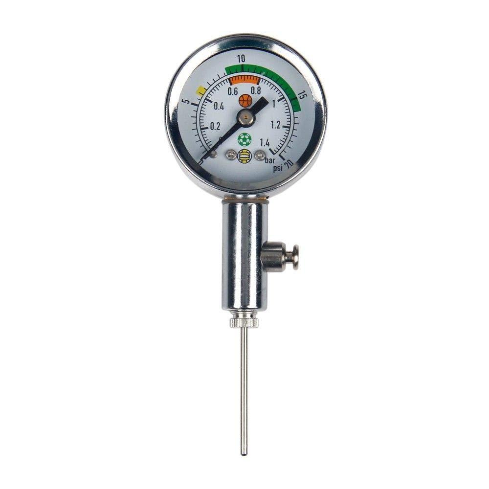 BODYART Baloncesto Barómetro Balón de fútbol Calibrador de presión ...