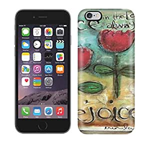 Phonedecor Awesome Case Cover Compatible With Iphone 6 Plus - Rejoice In The Lord Always