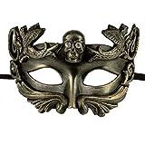 Mens Masquerade Mask Vintage Greek Roman Party Venetian Festival Mask, Novel Design for Parties