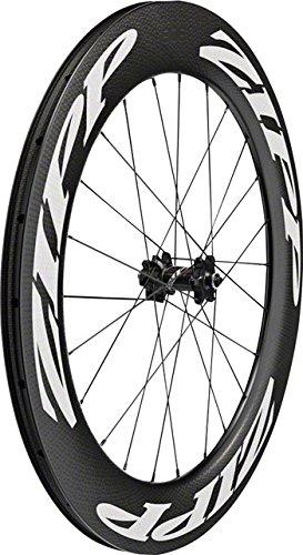 Zipp Front Wheel 808 (Zipp 808 Firecrest Carbon Tubeless Disc Brake Front Wheel 700c 24 Spokes 77)