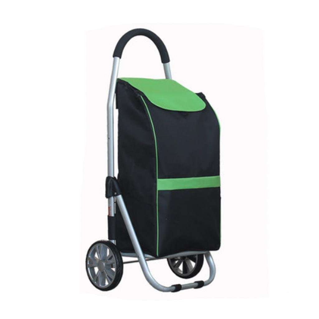 J&M Shopping Trolley, Hard Wearing & Foldaway Lightweight ...
