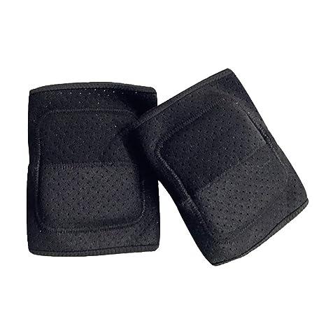 1 par de rodilleras, soporte para calentadores de piernas de ...