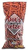 Dot's Homestyle Pretzels 2LB Bag, Original, 15 Pack Case