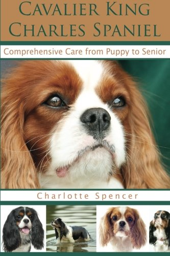 Cavalier King Charles Spaniel: Comprehensive Care from Puppy to Senior; Care, Health, Training, Behavior, Understanding, Grooming, Showing, Costs and much more (King Charles Cavalier Book)