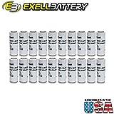 20pc Exell A21PX 4.5V Alkaline Battery 523 EN133A PC133A PX21 1306AP