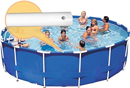 Amazon.com: Verano Escapes 15 ft piscina Frame Barra ...