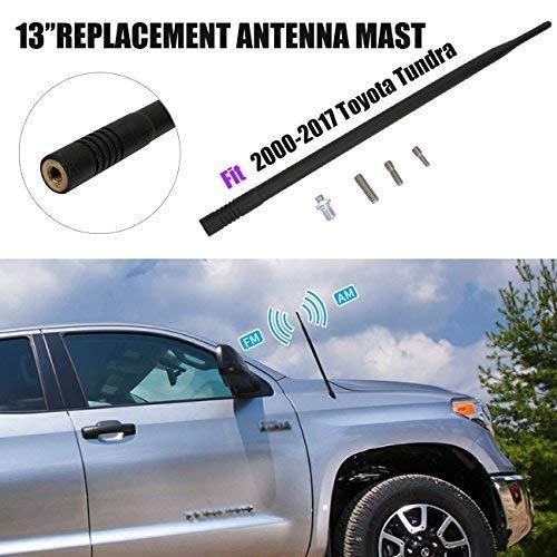 Amazon Aerial Antenna Mast Replacement Am Fm Radio Signal Rhamazon: 2005 Toyota Tundra Radio Antenna At Gmaili.net