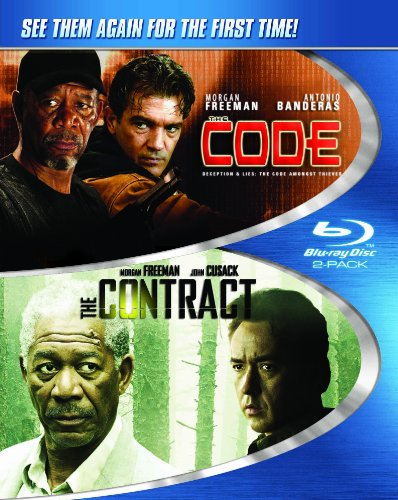 Code & The Contract [Blu-ray]