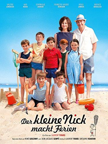 Filmcover Der kleine Nick macht Ferien