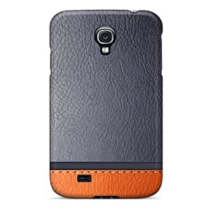First-class Case Cover For Galaxy S4 Dual Protection Cover Leather Hd