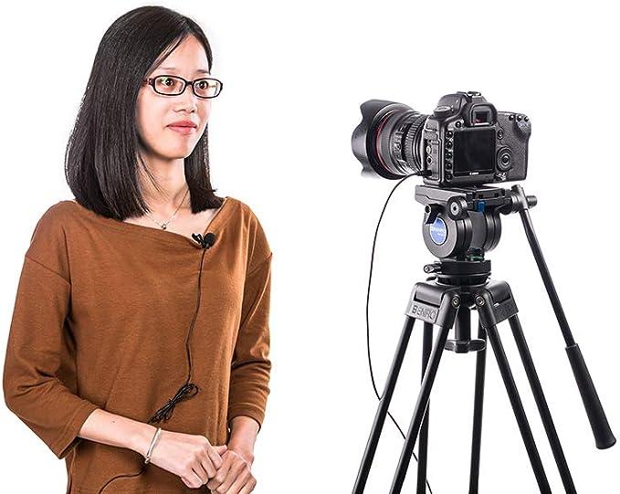 Sara Monic Slr Xlm1 Mono Lavalier Microphone Camera Photo