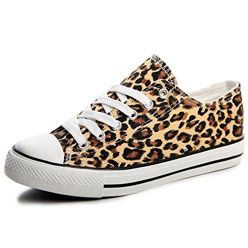 Leopardo Topschuhe24 Donna Topschuhe24 Leopardo Sneaker Sneaker Donna 1q4CvP